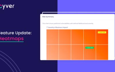 Pentest Platform Features: Heatmap