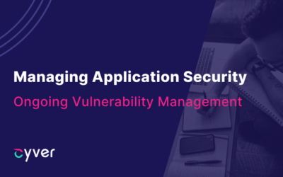 Managing Application Vulnerabilities with Pentest-as-a-Service