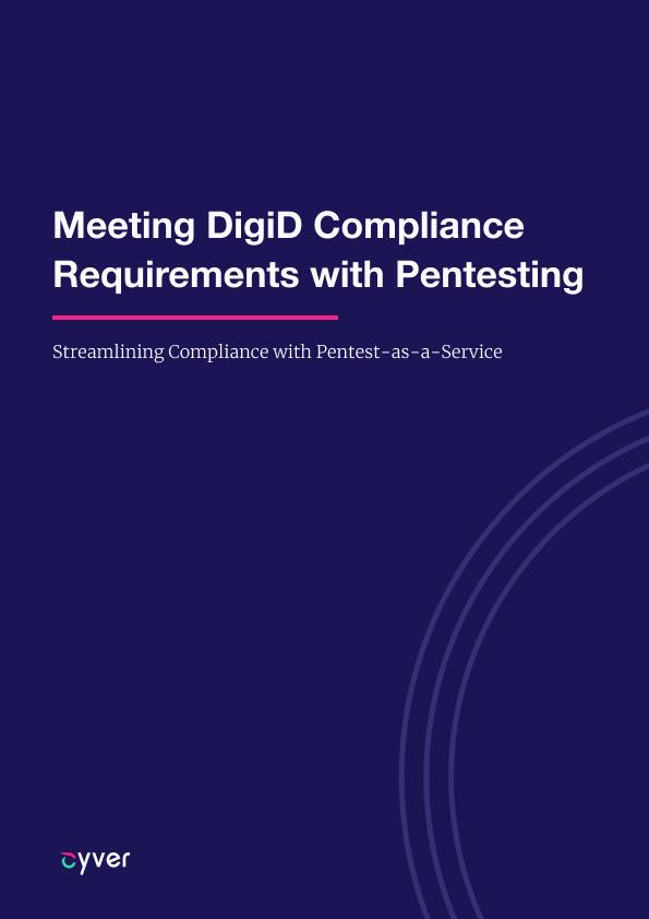 DigiD Pentesting